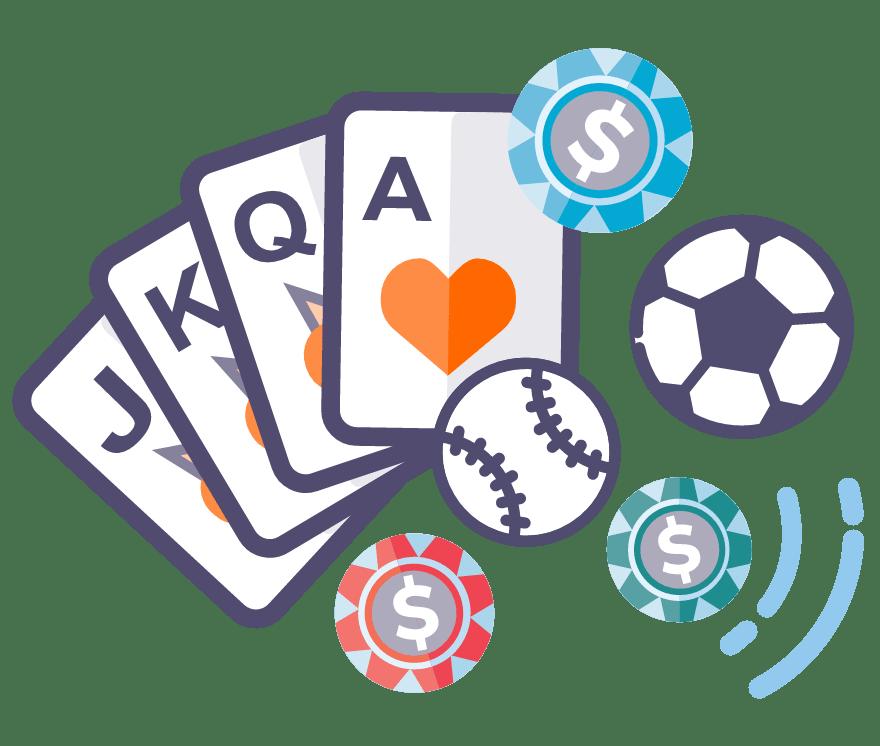 Играйте Sports Betting онлайн – Топ 9 Онлайн Казиноа, плащащи най-много за 2021 г.