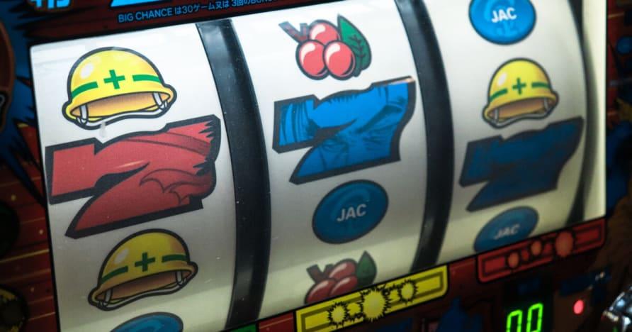 Видове игрални автомати