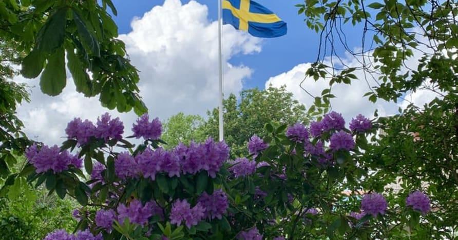 Защо онлайн хазартът в Швеция е популярен днес