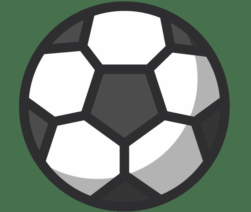 Играйте Залагания на футбол онлайн – Топ 15 Онлайн казиноа, плащащи най-много за 2021 г.