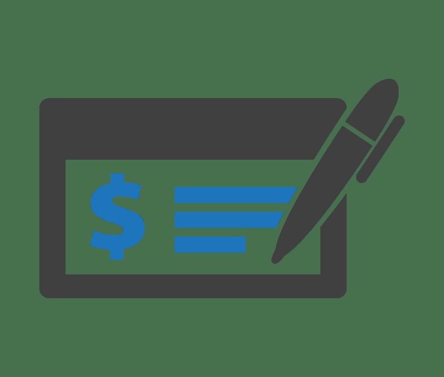 Top  Cheque Онлайн Казиноs 2021 -Low Fee Deposits