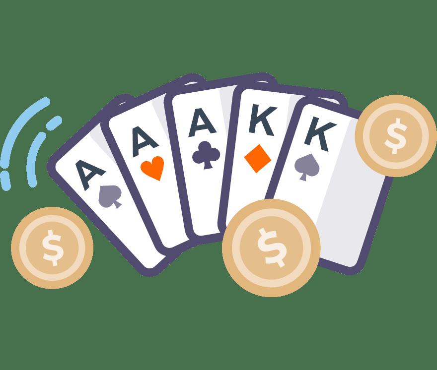 Играйте Покер онлайн – Топ 76 Онлайн Казиноа, плащащи най-много за 2021 г.