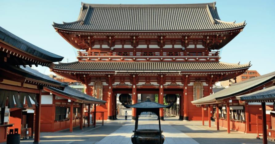 Разширяване на Leo Vegas в японския пазар за игри