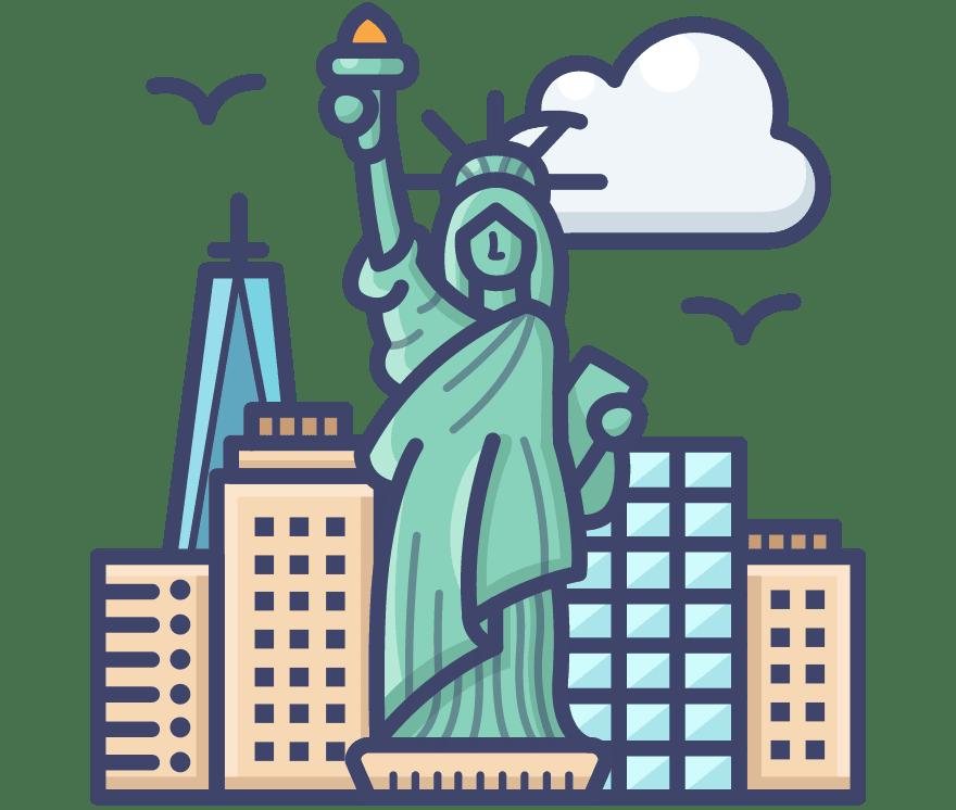 Топ 13 Онлайн Казиноа Съединени щати за 2021 г.