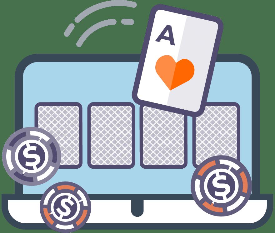Играйте Caribbean Stud онлайн – Топ 29 Онлайн Казиноа, плащащи най-много за 2021 г.