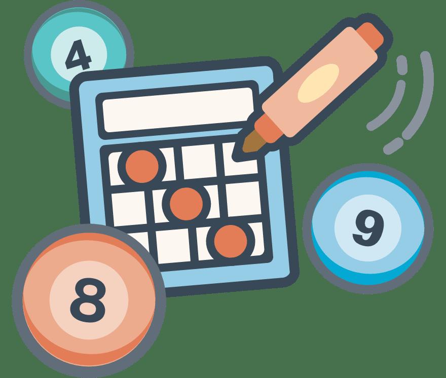 Играйте Бинго онлайн – Топ 44 Онлайн Казиноа, плащащи най-много за 2021 г.