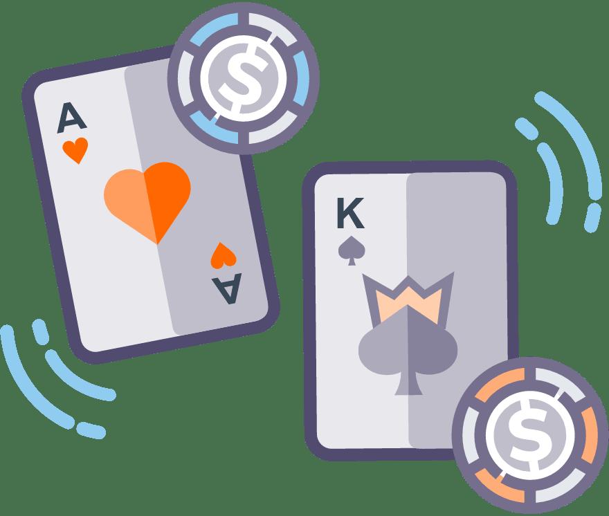 Играйте Casino War онлайн – Топ 9 Онлайн Казиноа, плащащи най-много за 2021 г.